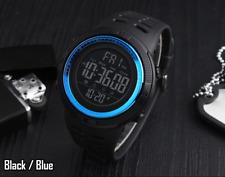 Sportliche Digital Uhr - 50m Wasserdicht Unisex Herren Frauen Kinderuhr