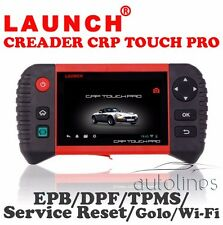 LAUNCH CREADER CRP TOUCH PRO System Diagnostic Scanner DPF SAS Oil Service Reset