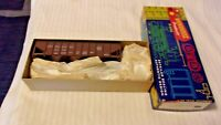 Roundhouse Products HO Scale 3 Bay Hopper, Pennsylvania #675344, Brown BNOS