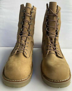 Danner Marine Expeditionary Boot Aviator Men's size 15 R Steel Toe USA NEW SOLID