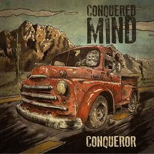 Conquered Mind - Conqueror / CD (2015) Stoner Rock Sludge