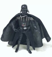 "Star Wars Darth Vader Action Figure 2000 Hasbro LFL 4-1/4"""