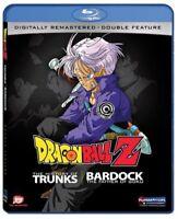 Dragon Ball Z: Bardok / Trunks Double Feature [New Blu-ray]