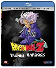 Dragon Ball Z: Bardok / Trunks Double Feature [New Blu-ray]