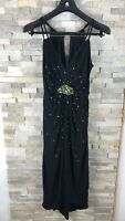 star julien macdonald Ladies Size 12 Limited Edition Sequin Embellished Strappy