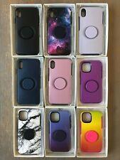 Otterbox Otter+Pop Symmetry Series Cases - Multiple Colors & Sizes!