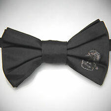 LOUIS VUITTON x Chapman Brother Runway Safari Leopard Silk Bow Tie Bowtie Rare