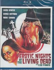 EROTIC NIGHTS OF THE LIVING DEAD zombie *CODE RED BLU-RAY*  D'Amato  WARTY B@LLS