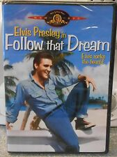 Follow That Dream (DVD, 2004) RARE ELVIS PRESLEY 1962 MUSICAL BRAND NEW MGM