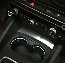 Audi A3 S3 RS3 Sportback Cabrio 8V Mittelkonsole vorne Ablage Dekoreinlage