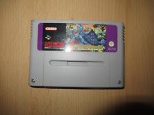 SUPER GHOULS N GHOSTS SNES  - PAL