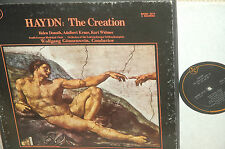 QUADRA*HAYDN:the Creation*GONNENWEIN*VOX BOX  USA 3LP