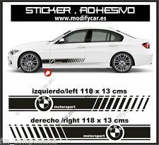 Kit vinilos BMW (e30,e34,e39,e46,e90,e92,e60,e61,e53,e70,e81,e87,e83) stickers