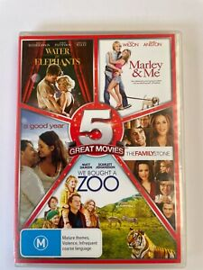 Preowned Multi Movie DVDs & Blu-rays Pack (DVD-18)