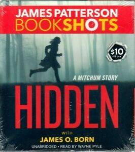Hidden: A Mitchum Story by James Patterson:  Audiobook [B3]