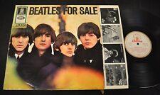 ORIGINAL GERMAN PRESSING WHITE GOLD LABEL Beatles Odeon 73-790 Beatles For Sale