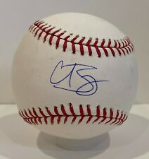 Curt Schilling Signed Baseball Autographed STEINER COA Boston Red Sox AUTO