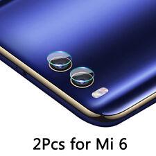 2Pcs Camera Len Tempered Glass Protector for Xiaomi Mi 5 5S Plus 5X 6 Max 2 Mi6