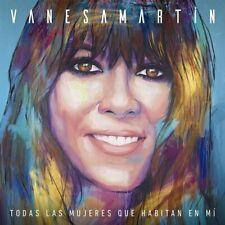 CD: Vanesa Martín - Todas Las Mujeres Que Habitan En Mí (Mi) NEU! Martin Limited