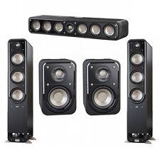Polk Audio Signature 5.0 System with 2 S60 Tower Speaker, 1 Polk S35 Center Spea
