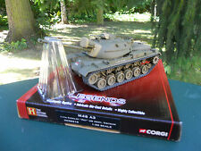 Corgi Legends US 50310 Char Patton M 48 A3 Vietnam War Rare modele Mint Box