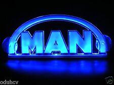24V 3D LED Führerhaus Innenleuchte Platte für MAN LKW Neon Beleuchteter