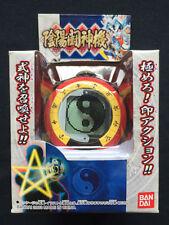 Bandai 2003 Onmyou Taisenki Toujinki Battle Digivice Black/Red Ver Digimon Rare