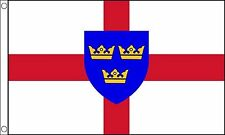 East Anglia Region 5'x3' Flag