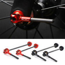 Universal 135mm/130mm Mountain MTB Road Quick Release Lever Skewer Bike Bicycle