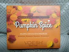 Voesh New York Pumpkin Spice 2 Complete 4 Step Pedicure Kits FabFitFun
