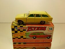 FLYERS LONE STAR 14 FORD ZODIAC Mk 111 ESTATE - 1:59 - VERY GOOD IN BOX  (IMPY)