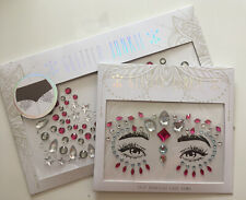 Brand New Festival Booty Body & Face Jewels Makeup Glitter Gems Crystal Party