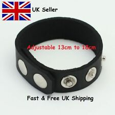 Quality leather penis ring best value on E Bay erection enhancer