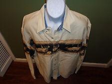 Roper Range Gear  Long Sleeve Heavy Hunting Deer Shirt SIZE ADULT XL