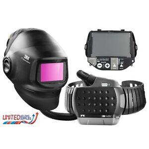 3M Speedglas Helmet G5-01TW + Adflo Package