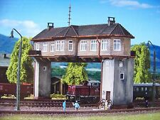 N scale Vollmer : Double Track Switch Tower  : Building KIT + NEW IN BOX