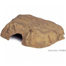Exo Terra Reptile Grand Cachette Grotte Vivarium Serpend Lézard Planque Pt2853