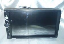 7010B 7 inch Double DIN Bluetooth Car Stereo AUX USB TF In Dash Radio Head Unit