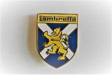 Lambretta Scotland Enamel Pin Badge Mods, Scooters, SKA