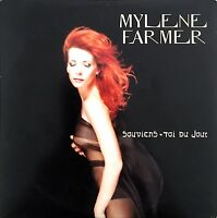 Mylène Farmer CD Single Souviens-Toi Du Jour - France (VG+/M)