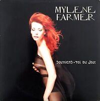 Mylène Farmer CD Single Souviens-Toi Du Jour - France (VG+/M)