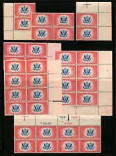 #CE2 1936 16c Air Mail Special Delivery Small Lot Mint Never Hinged