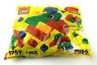Rare LEGO Duplo #1759 Parrot 7 Piece Set NEW in Original Pack 1995