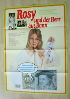 Filmplakat : Rosy und der Herr aus Bonn ( Heidi Hansen , Horst Tappert )
