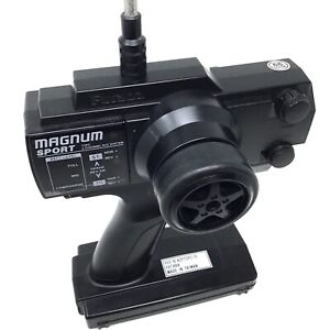 Futaba Magnum Sport T2PC 2-Channel R/C System Car Trigger Controller Transmitter
