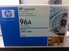 original HP C4096A Toenr black, Box glued