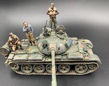 1/35 Scale Croatia T55 Mariana Plus Crewmen
