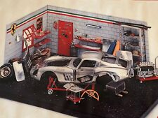 EXOTO STUDIO ARTISTIQUE | The Ferrari GTO In The Garage | 1:43 Diorama
