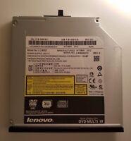 Genuine IBM Lenovo ThinkPad Ultrabay Slim DVD Burner III 9.5mm 0A65626 NEW
