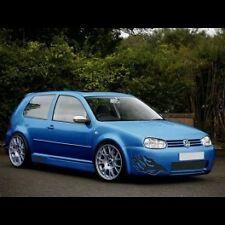 "Volkswagen Golf MK4 - Paraurti Anteriore Tuning ""Flame design"""